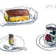 ブログ (ケーキ作り)
